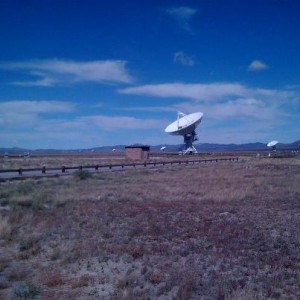 The Very Large Array all....arrayed