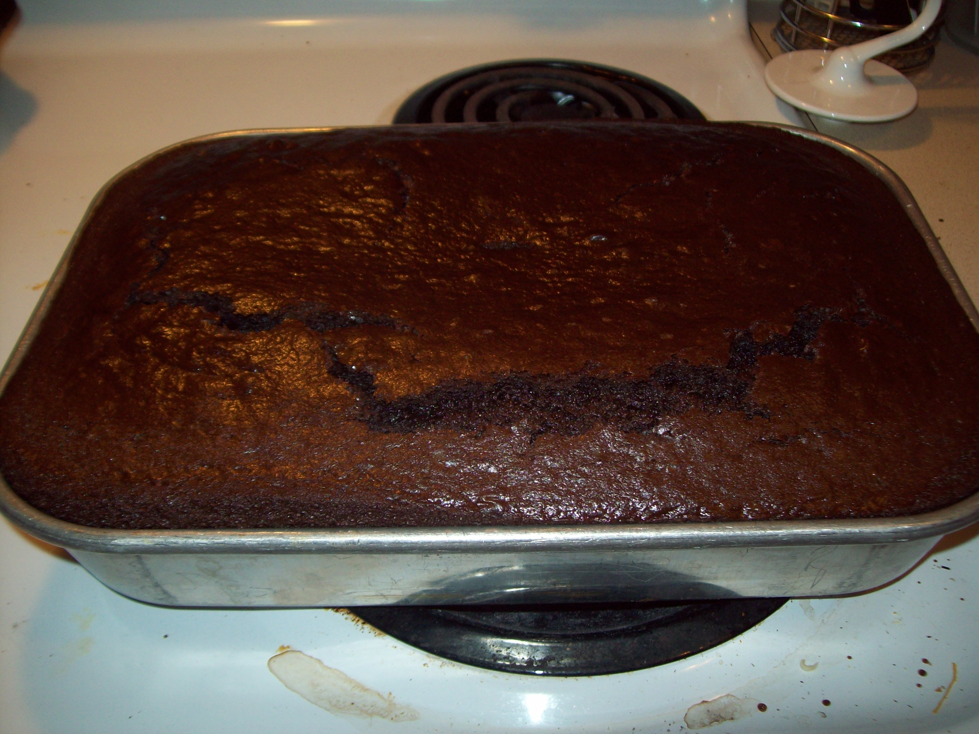 My Cake Fresh Out Of The Oven