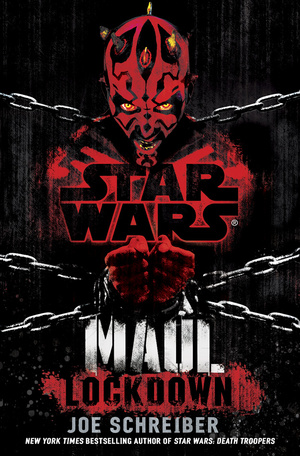 Maul: Lockdown book cover
