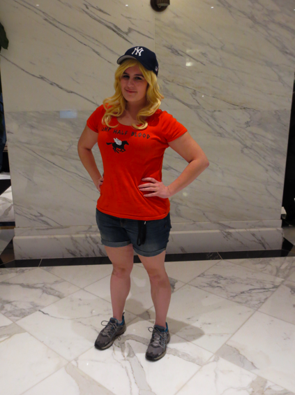 Cosplay Monday: Annabeth Chase – Tosche Station