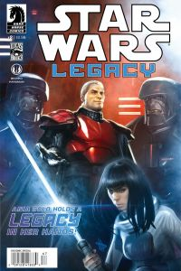 Legacy 2 Cover