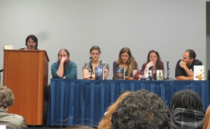 Writing in Fantasy Panel