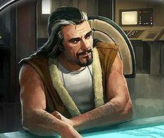 Talon Karrde, the most interesting man in the galaxy
