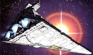 The Star Destroyer Chimaera