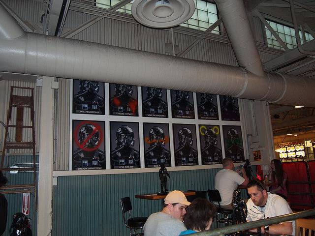 More Rebel Hangar artwork.