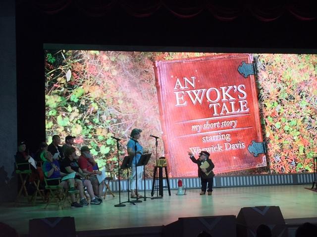 ewok's tale