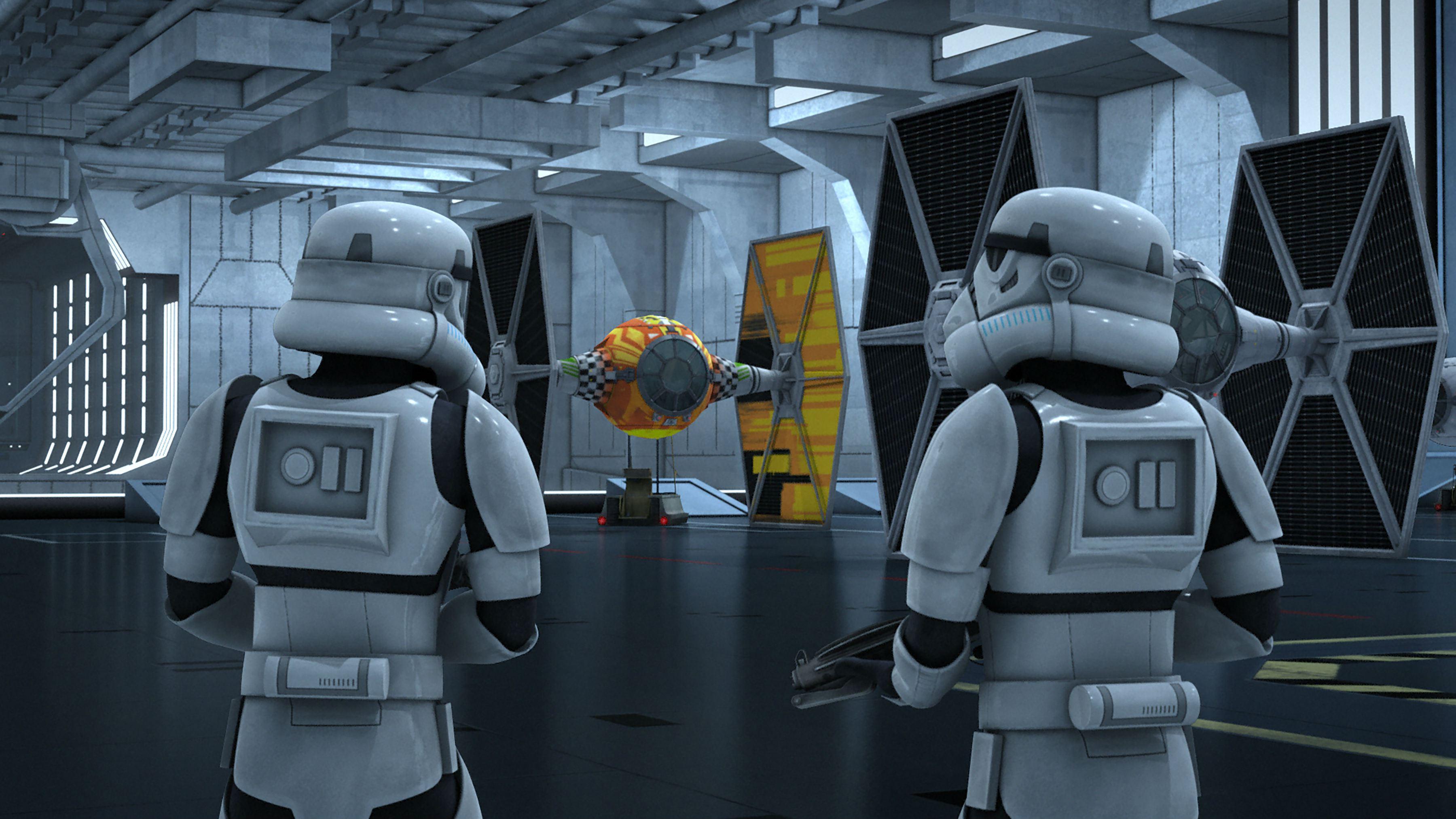 REVIEW: Star Wars Rebels: Complete Season One Blu-ray set ... - photo#42