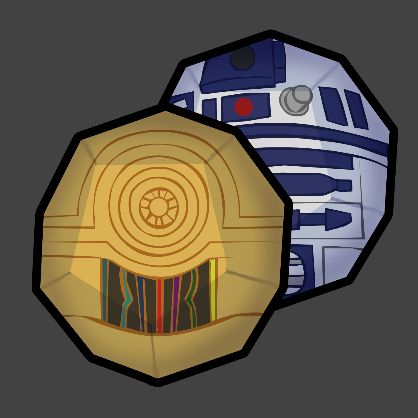 Of Dice and Droids