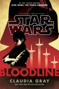 Bloodline. DelRey Books 2016