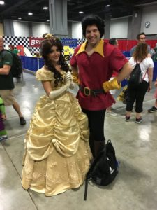 AC2016: Belle and Gaston