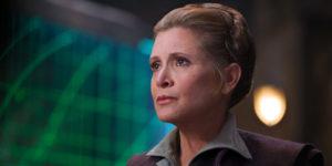 General Leia serious