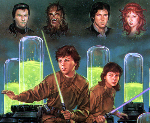 A Unapolo ic Love Letter To The Young Jedi Knights Books